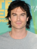 Ian Somerhalder at 2011 Teen Choice Awards - Arrivals, Los Angeles, CA, Aug 7, 2011 Foto