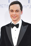 Jim Parsons at the 64th Primetime Emmy Awards - Arrivals Part 2, Los Angeles, CA, Sep 23, 2012 Plakat