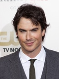Ian Somerhalder at 18th Annual Critics' Choice Movie Awards, Santa Monica, CA, Jan 10, 2013 Foto