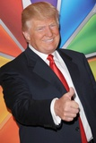 Donald Trump at Arrivals for NBC Network Upfronts Presentation 2012, New York, NY, May 14, 2012 Photo