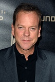 Kiefer Sutherland Arrives at 24 Series Finale Party, Boulevard3, Los Angeles, CA, Apr 30, 2010 Poster