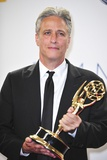 Jon Stewart in the Press Room for the 64th Primetime Emmy Awards, Los Angeles, CA, Sep 23, 2012 Photo
