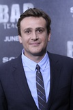 Jason Segel at Arrivals for Bad Teacher Premiere, the Ziegfeld Theatre, New York, NY, June 20, 2011 Print