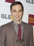 Jim Parsons at the 8th Annual Glsen Respect Awards, Beverly Hills, CA, Oct 5, 2012 Posters