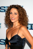 Actress Melina Kanakaredes at the Premiere of CSI: NY at the Ed Sullivan Theater, NY, Sep 21, 2004 Photo
