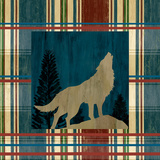 Loups Posters par Tania Bello