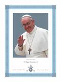 Papa Plakat autor Alessandra Benedetti