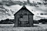 Country Barn Plakat autor Martin Smith