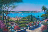 Saint-Tropez Prints by Guy Dessapt