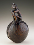 Bell for Kongo Hunting Dog Location; National Museum of African Art Photographic Print