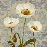Damask Bloom VI Posters by Tania Bello