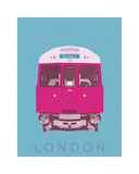 London Transport III Prints by Ben James