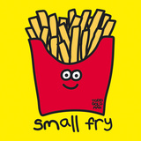 Small Fry Print by Todd Goldman