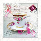 Morning Tea I Kunstdrucke von Ingrid Van Den Brand