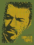 Tapes N Tapes Serigraph by  Methane Studios