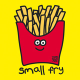 Small Fry Affiches par Todd Goldman