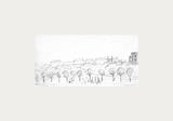 Peel Park Sketch II, 1920 Premium Giclee Print by Laurence Stephen Lowry