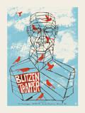 Blitzen Trapper - Truth Serigraph by  Methane Studios