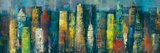 City Towers I Affiches par Georges Generali
