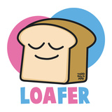 Loafer Posters av Todd Goldman
