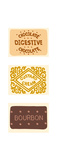 Biscuit Composite I Posters par Sasha Blake