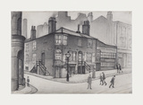 Great Ancoats Street, Manchester, 1930 Premium Giclee Print by Laurence Stephen Lowry