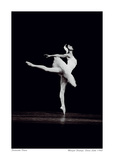 Margot Fonteyn, Swan Lake 1963 Print by Frederika Davis