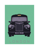 London Transport I Art by Ben James