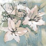 Painted Lilies II Prints by Ken Hurd