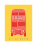 London Transport II Posters by Ben James