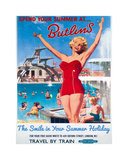 Summer Holiday II Prints by  The Vintage Collection