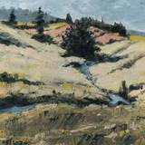Serene Landscape 8 Poster av Jacques Clement