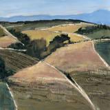 Serene Landscape 9 Affischer av Jacques Clement