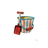 Bucket and Spade Giclee Print by Barry Goodman