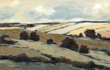 Serene Landscape 1 Posters av Jacques Clement