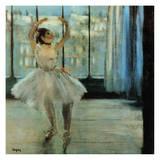 Ballet Dancer 1 Kunstdrucke von Edgar Degas