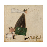 On the Road Giclee Print by Sam Toft