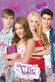 Disney Violetta II Plakater
