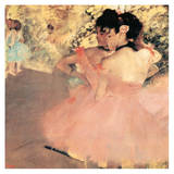 Ballet Dancer 3 Print by Edgar Degas