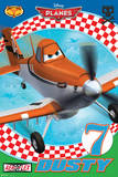 Disney Planes Dusty Prints