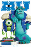 Disney Monsters University Prints