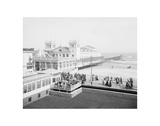 Steeplechase Pier, Atlantic City, NJ, c. 1905 Giclee Print