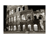 Colosseum Giclée-tryk af Christopher Bliss