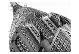 Chrysler Building Detail Giclee Print by Christopher Bliss