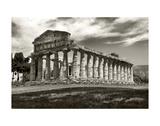 Greek Temple Giclée-tryk af Christopher Bliss
