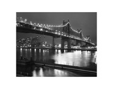 59th Street Bridge Giclee Print by Christopher Bliss
