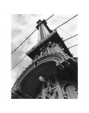 Manhattan Bridge Detail Giclée-tryk af Christopher Bliss