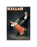 Kellar: Levitation Giclee Print