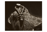 Saddle and Hackamore Giclee Print by Barry Hart