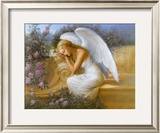 Angel at Rest Prints by Edward Tadiello